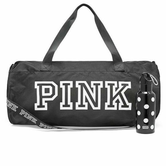 1c38497c9dc4 NIP Victorias Secret Pink Pink Friday Promo Duffle